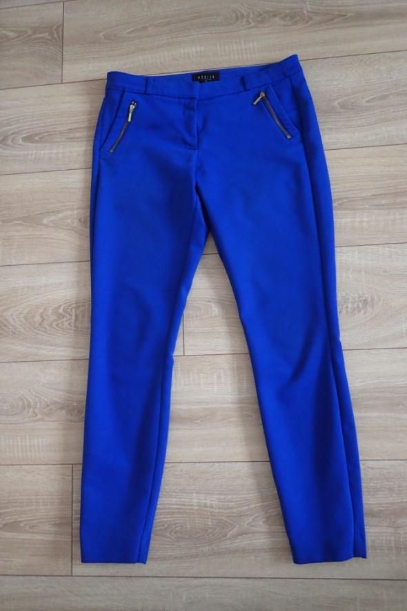 Mohito niebieskie spodnie r 36 indygo