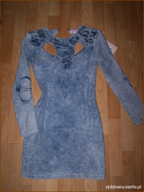Szukam Sukienka H&M AGAINST AIDS...