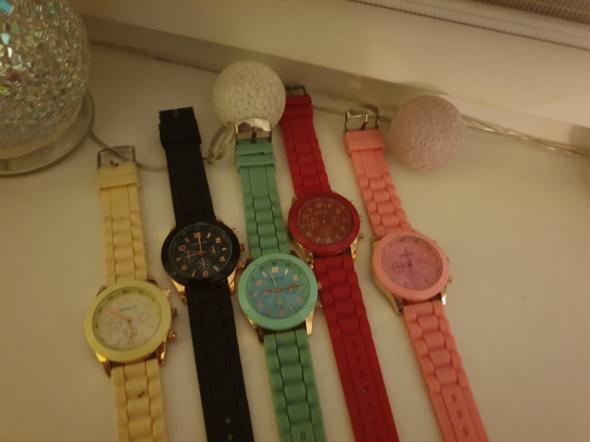 Zestaw wiosenne zegarki
