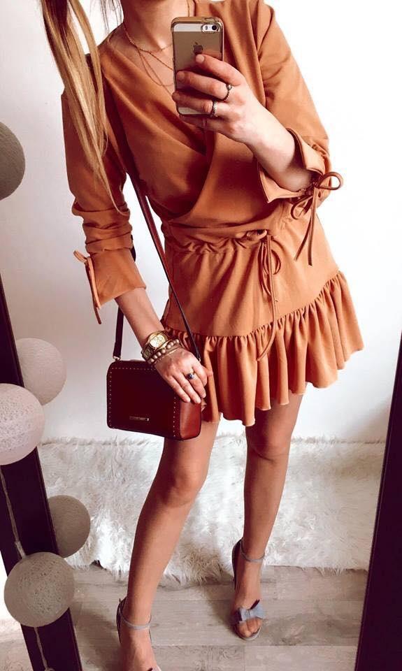 Sukienka Damska rozkloszowana M