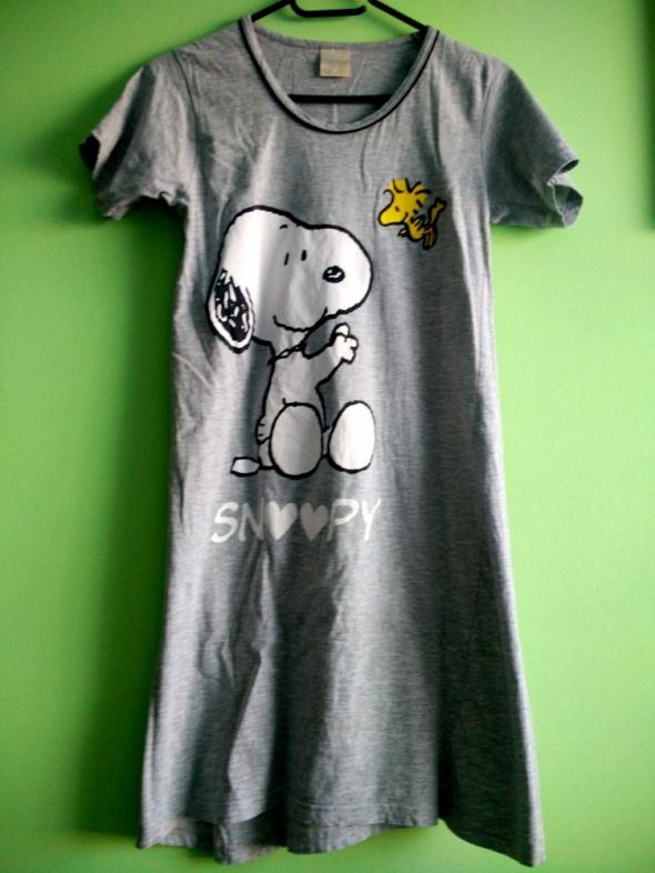 świetna piżama Snoopy
