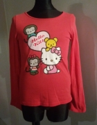 bluzka 122 128 Hello Kitty H&M...