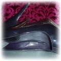 Aldo granatowy fiolet 41 rozmiar