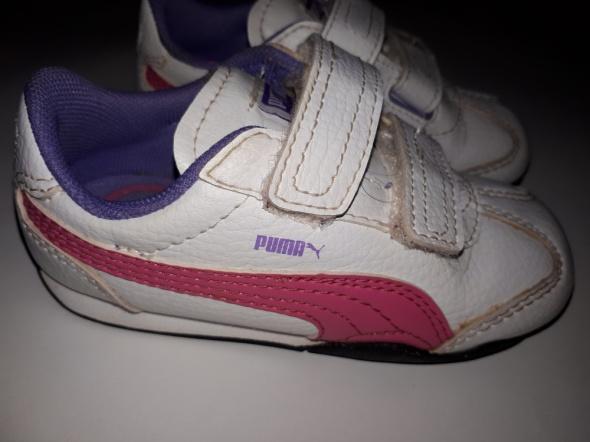 Buty sportowe dziewczynka PUMA rozmiar 23