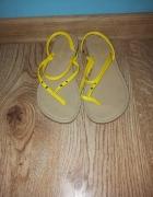 Żółte sandały Atmosphere 36...