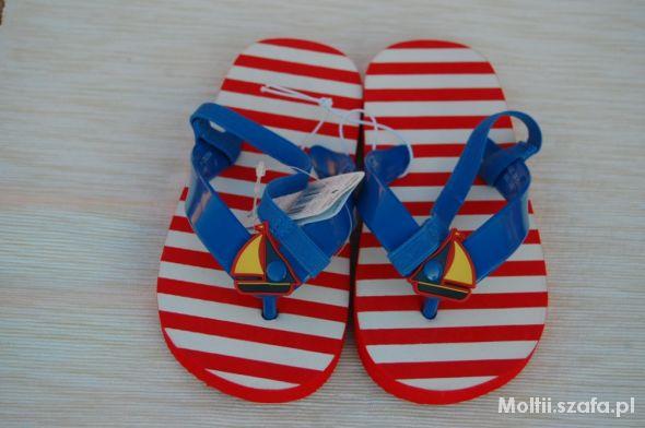 letnie klapki sandałki