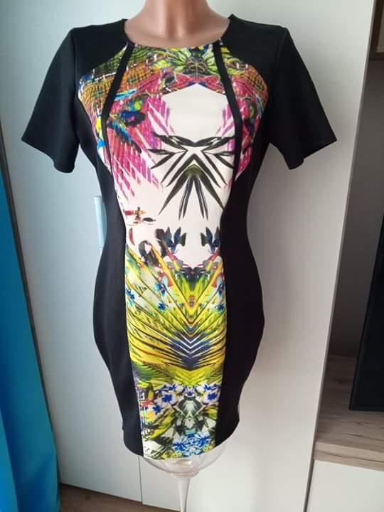 Ax Paris dopasowana sukienka 4042...