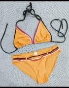 Bikini pomarańczowe klasyczne figi esotiq L...