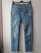 Markowe jeansy Tigerhill