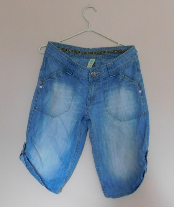 Denim Co spodenki jeans szorty 36...