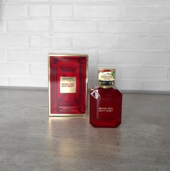 Michael Kors nowe oryginalne perfumy Sexy Ruby 50ml