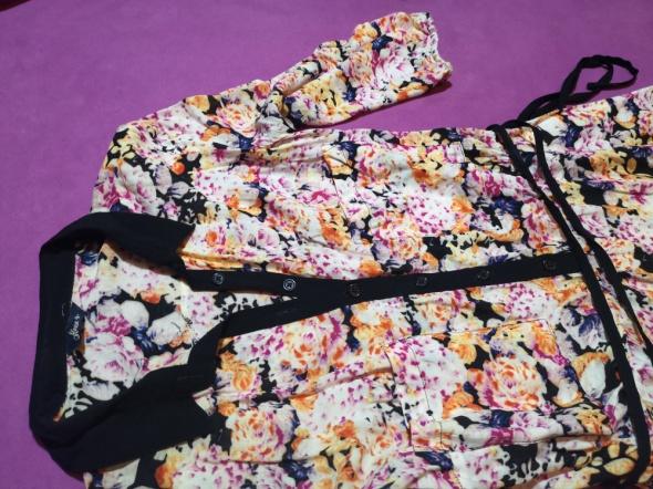 sukienka w kwiaty 36...