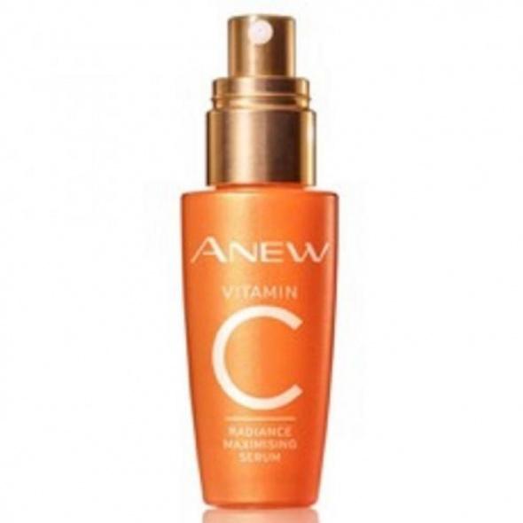 Rozświetlająco odmładzające serum do twarzy z witaminą C Anew