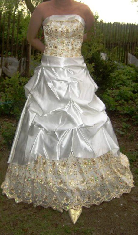 suknia slubna rozmiar M