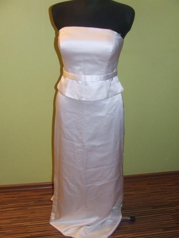 suknia slubna Ronald Joyce rozmiar 38