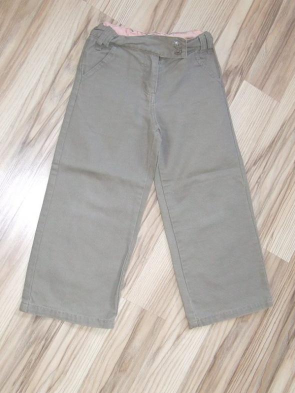 spodnie dziewczece 5 10 15 rozmiar 110...