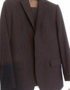 4dba2402b350d Garnitur męski Sunset Suits prążek 176 100 86 M L..