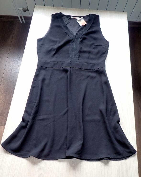 Camaieu M L sukienka czarna nowa z metką...