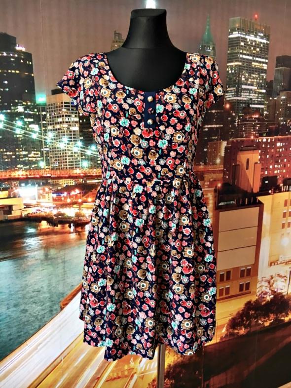 max c london sukienka kwiecista floral nowa hit blog 38 M