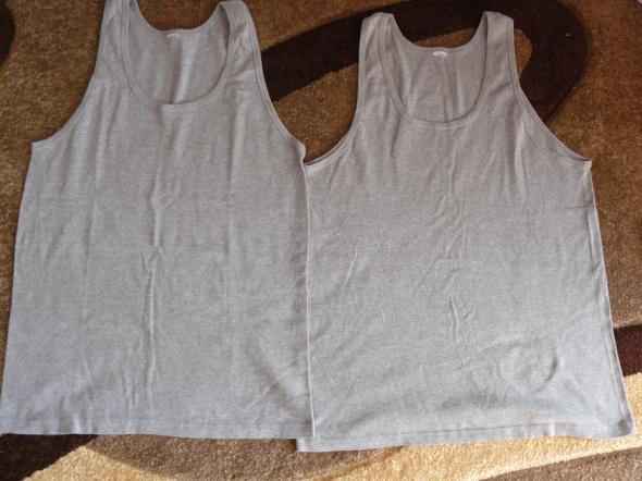 2 bawełniane podkoszulki meskie XL