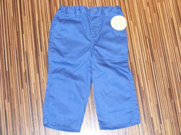 NOWE spodnie niemowlece chlopiece rozmiar 80