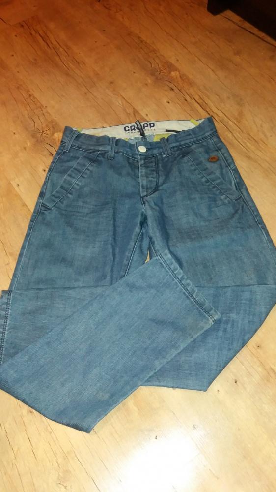 Spodnie Jeans Cropp