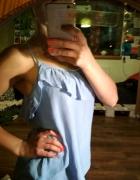 Elegancka blekitna bluzka H&M...