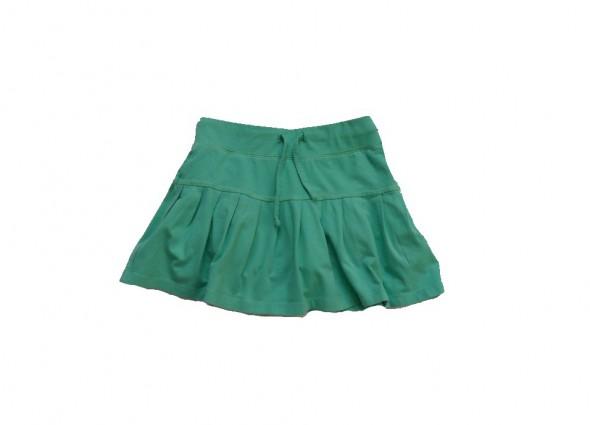 TAMMY spódnico spodenki zielone 140