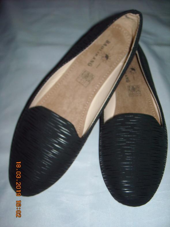 Baleriny balerinki buty balerinki czarne 41 NOWE