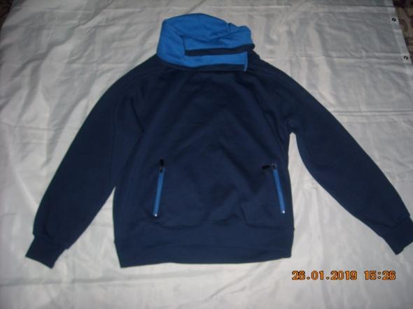 Bluza bluza granatowa golf NOWA 44 46 48