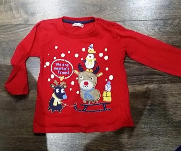 Bluzeczka na Swięta Bożego Narodzenia 80