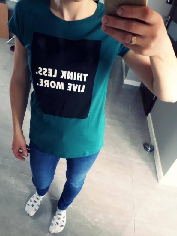 Super koszulka t shirt Nadruk