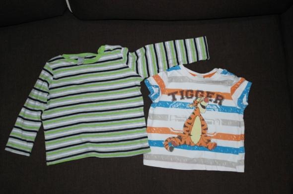Disney bluzka z tygryskiem 68