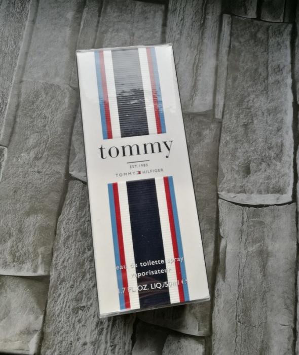 Tommy Hilfiger woda toaletowa męska nowa idealna na prezent