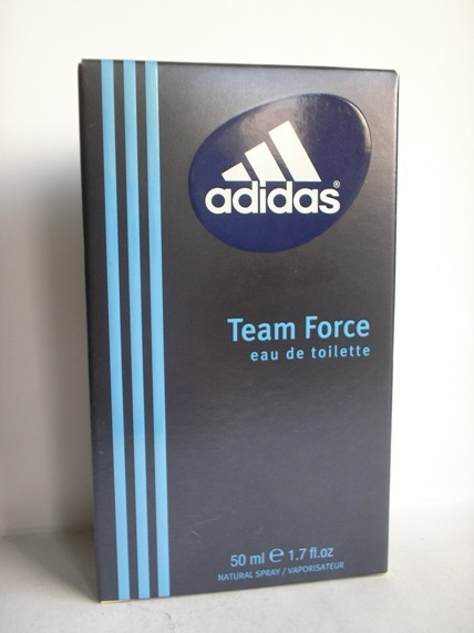 Męska woda toaletowa Adidas Team Force 50 ml...
