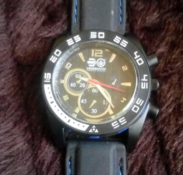 CrossHatch zegarek męski sprawny