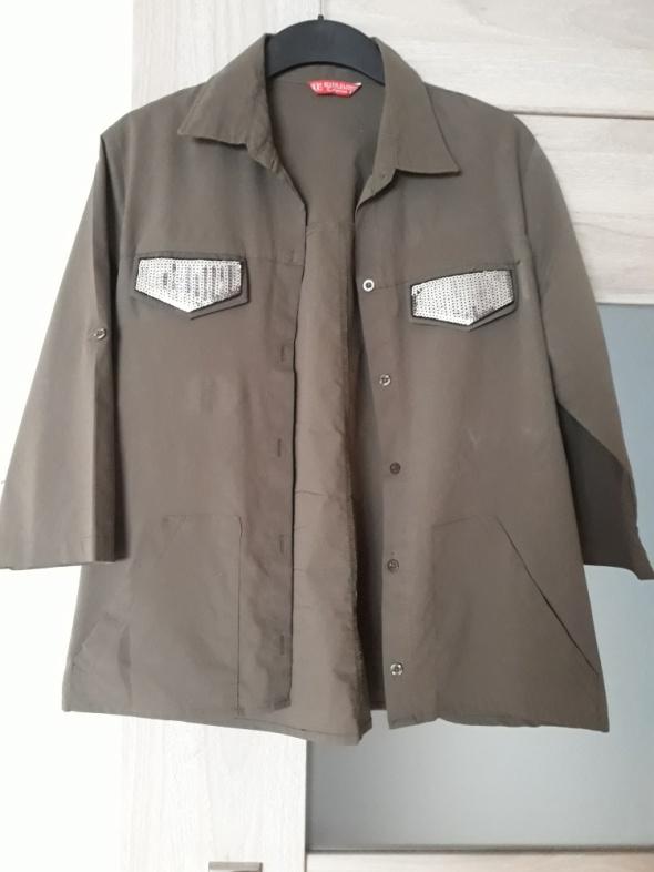 koszula khaki 42 44