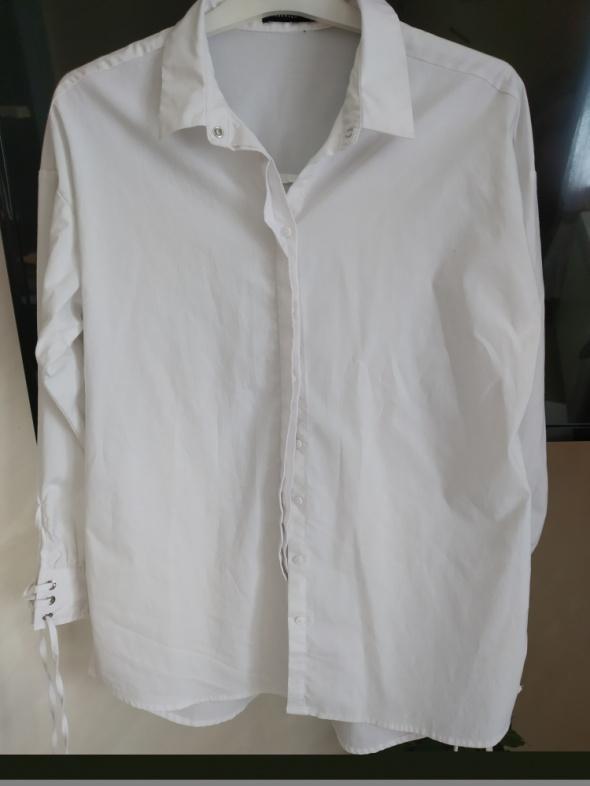 biała koszula reserved 40