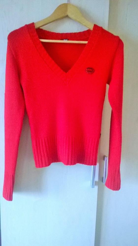 Sweterek roz S
