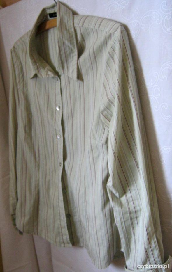 Green House Koszula bluzka koszulowa klasyczna