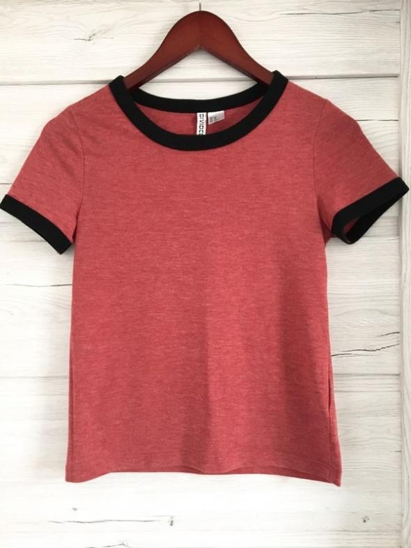 Koszulka Tshirt HM divided