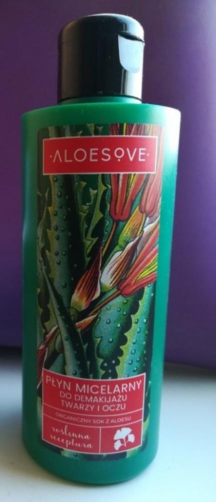 Płyn micelarny Aloesove