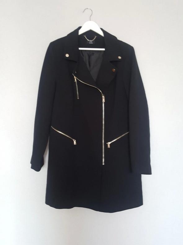 nowy czarny płaszcz F&F 44 XXL 16