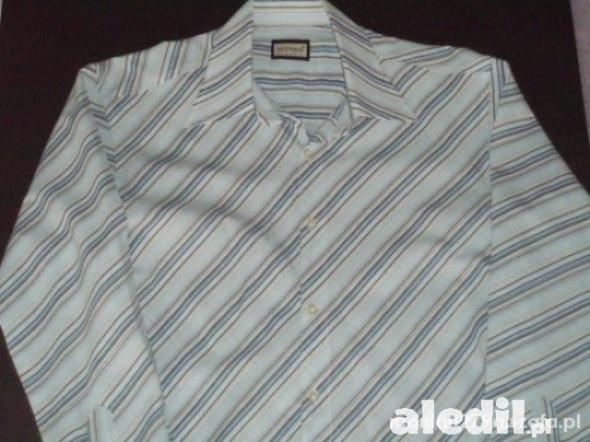 Koszula męska jak nowa L