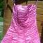 przepiekna sukienka gorsetowa beauty angel...