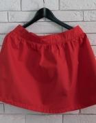 Spódnica czerwona marki REVIEW
