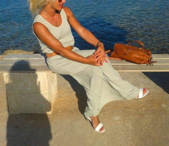 sukienka maxi długa pastelowa seledynowa lato...
