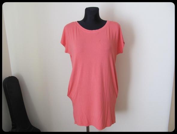 Sukienka dresowa z kieszeniami lekka na lato rozmiar M