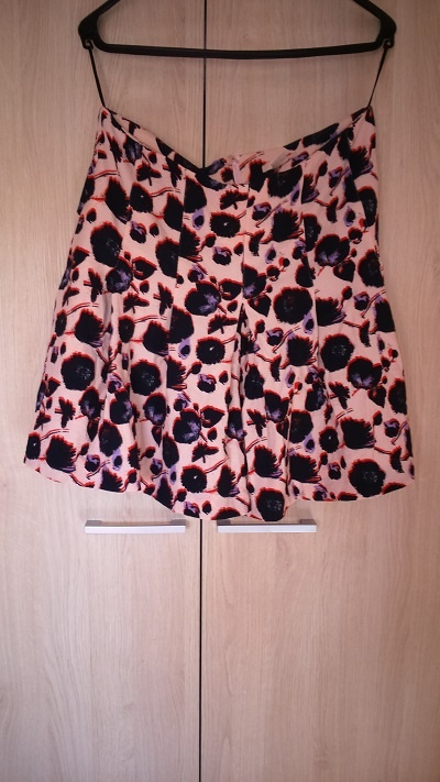 Spódnice spodnica spodenki h&m