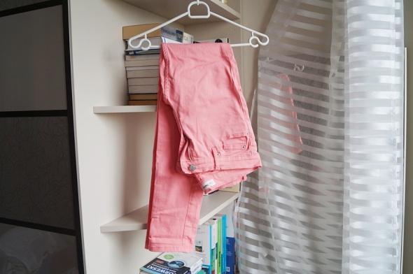 Różowe spodnie W28 Denim...
